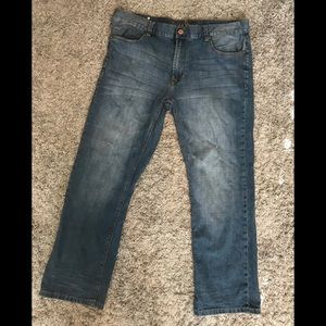Chip and Pepper Tuck Relaxed fit Jeans size 34x30